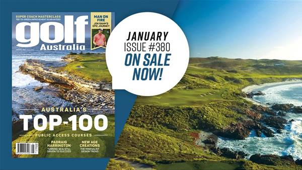 Inside Golf Australia January 2021