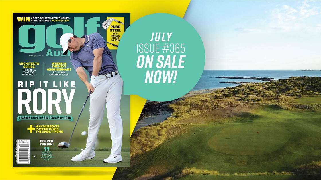 Inside Golf Australia July 2019