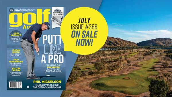 Inside Golf Australia July 2021