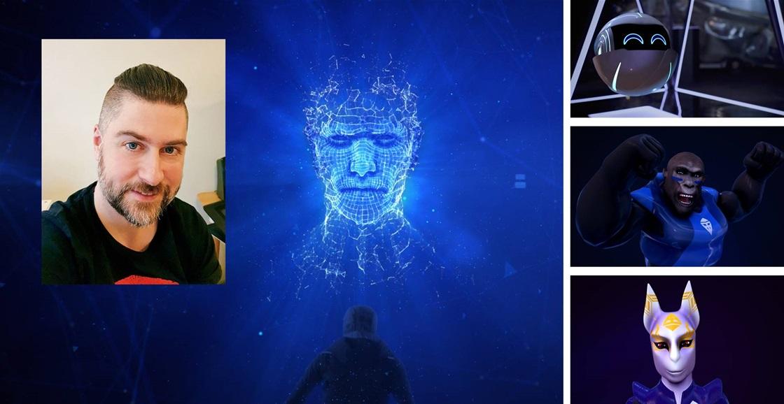 Meet An Animator and Visual Effects Artist