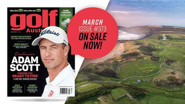 Inside Golf Australia March 2020
