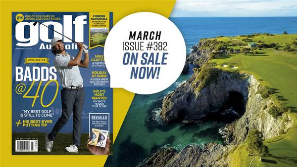 Inside Golf Australia March 2021