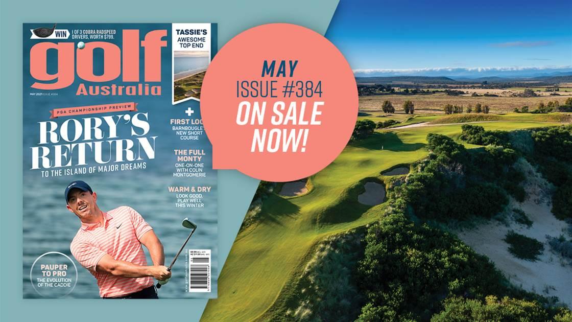 Inside Golf Australia May 2021