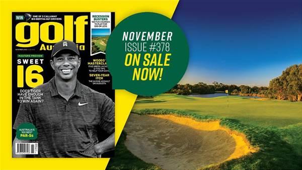 Inside Golf Australia November 2020