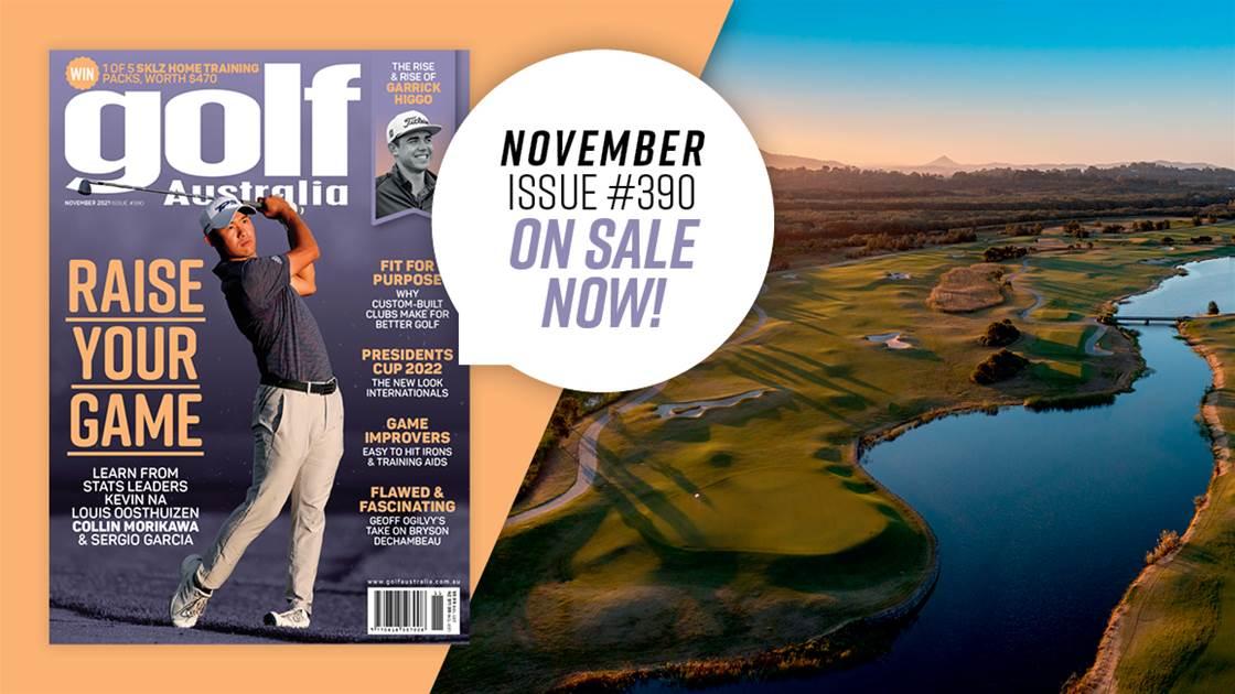 Inside Golf Australia November 2021