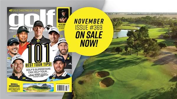 Inside Golf Australia November 2019