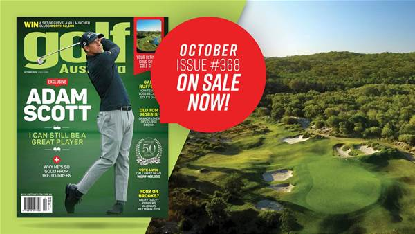 Inside Golf Australia October 2019