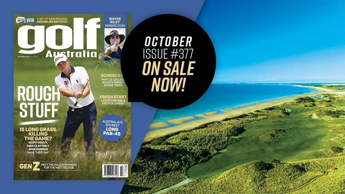 Inside Golf Australia October 2020