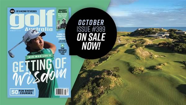 Inside Golf Australia October 2021