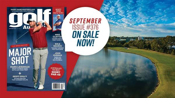 Inside Golf Australia September 2020