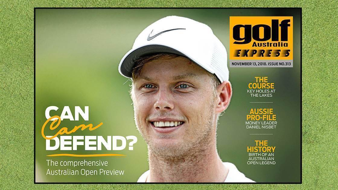 GA Express 313: Aussie Open Preview