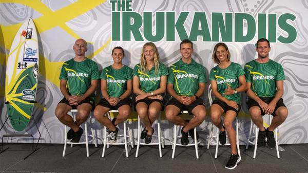Olympics Looming for Oz team with Plenty of Sting
