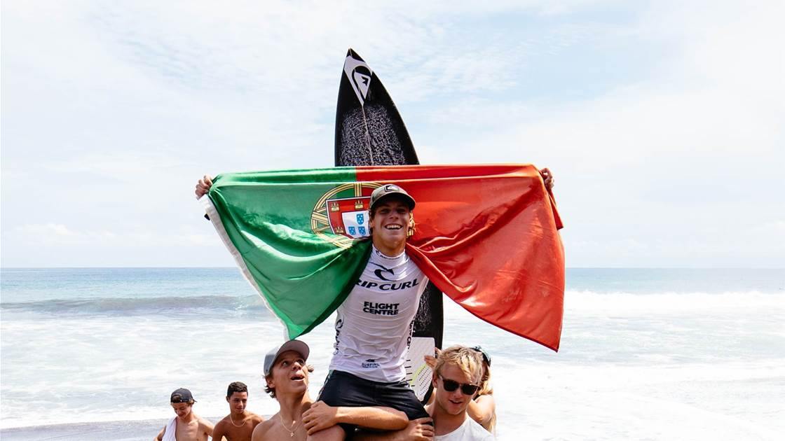 Rip Curl GromSearch offers a window into the WCT Future