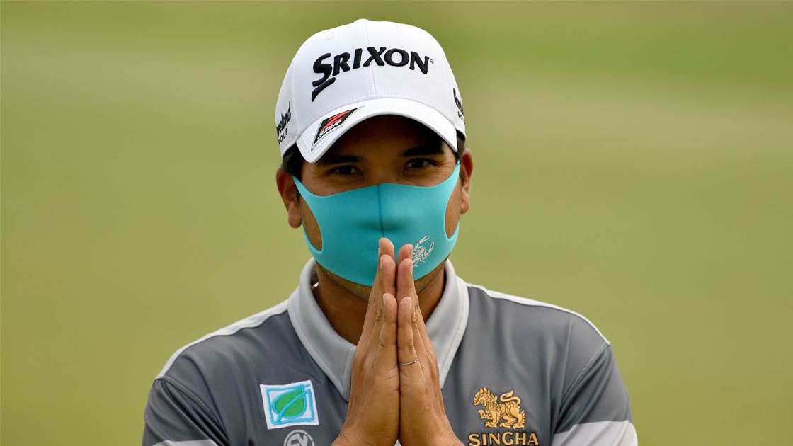 Panasonic Open India: Ittiphat snatches clubhouse lead