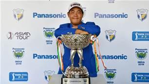Whiz kid Kim wins Panasonic Open India