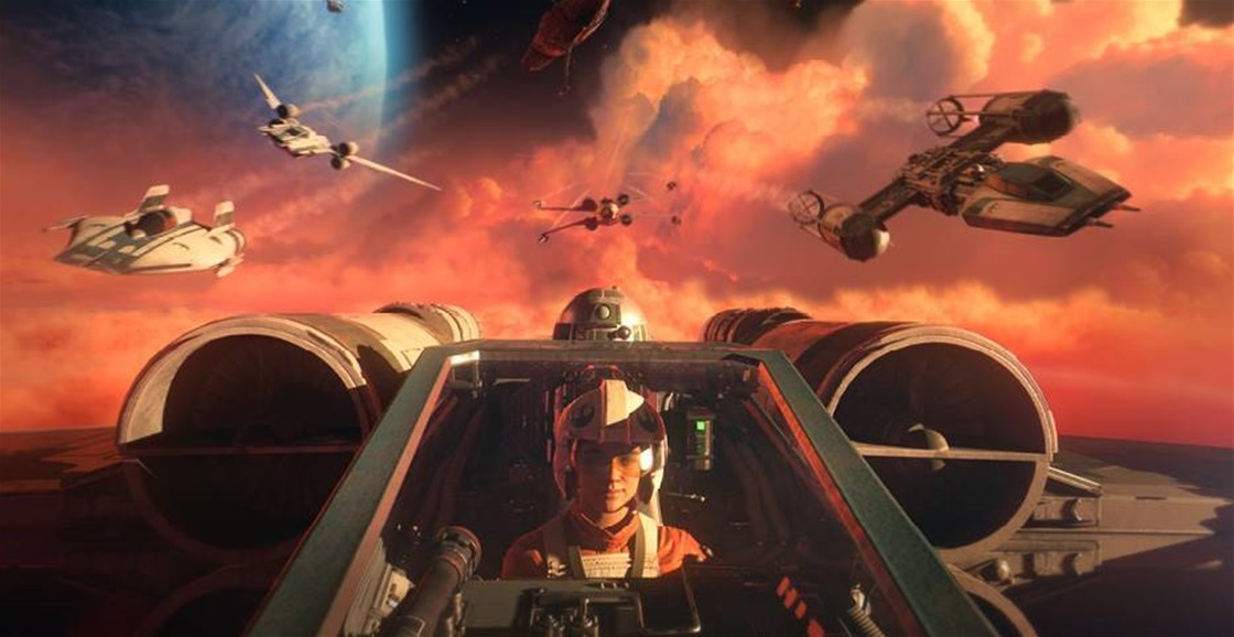Behind The Scenes: Star Wars Squadrons