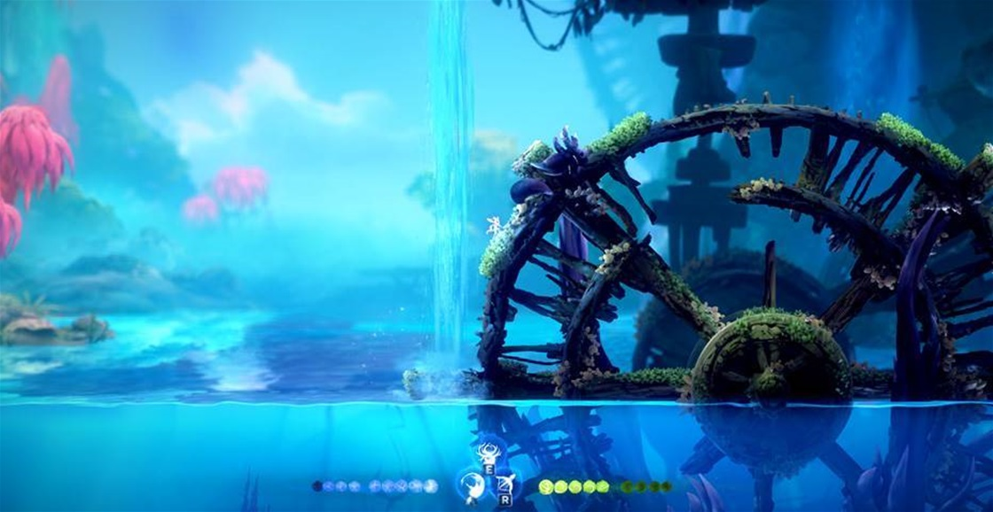 Game Ninja: Ori and the Will of the Wisps (The Mill)