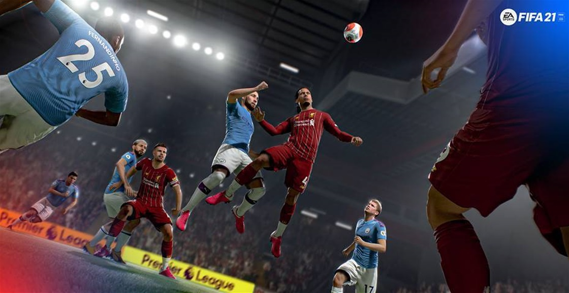 Playing Now: FIFA 21