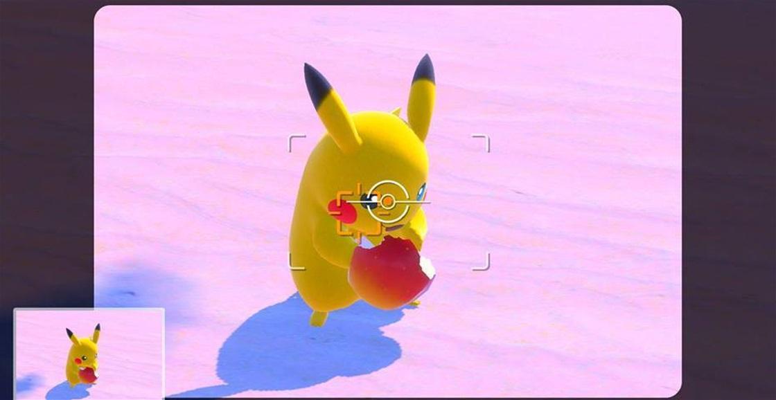 Pokémon Snap Intro