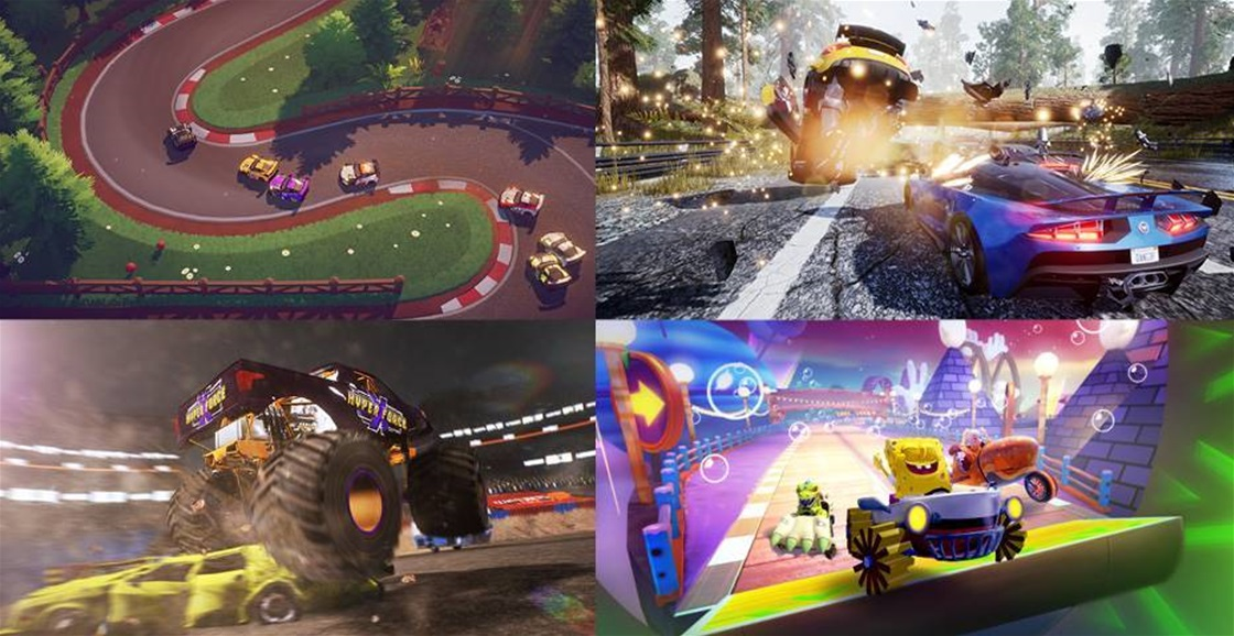 Try 23 New Racing Games