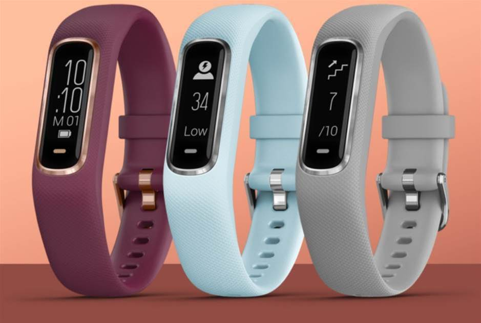 Garmin Vivosmart 4 lets you know when you need to recharge your Body Battery