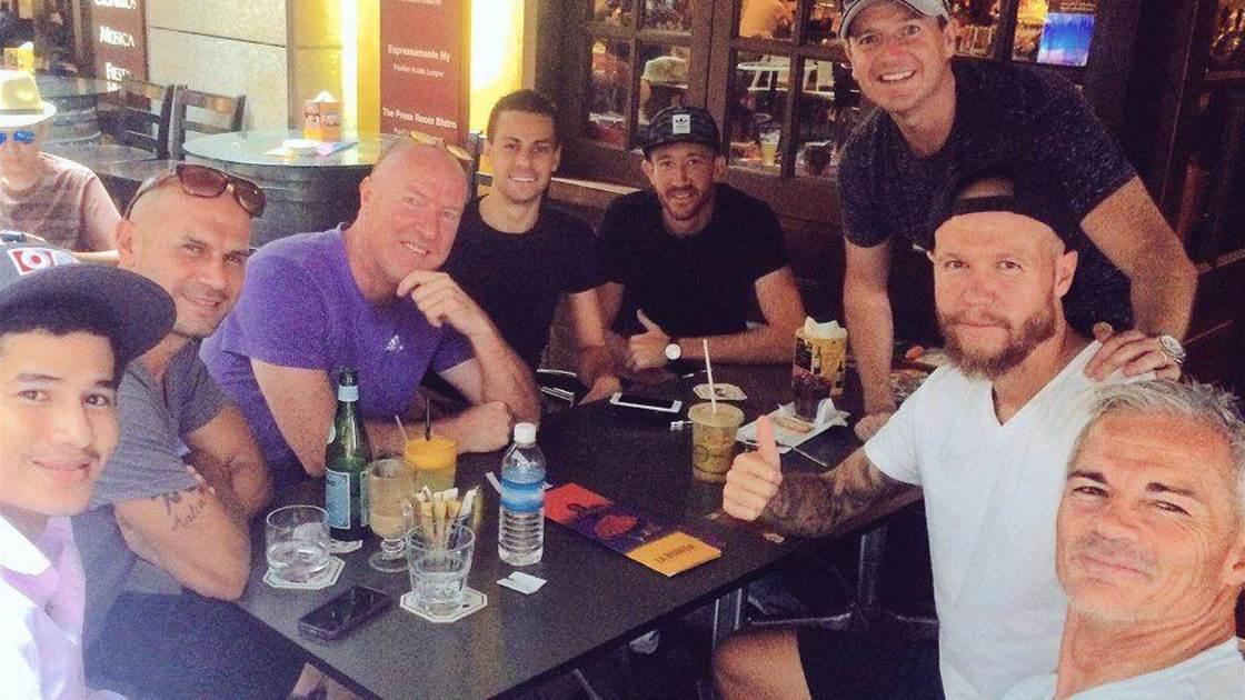 Crazy stories of an Aussie coach working abroad