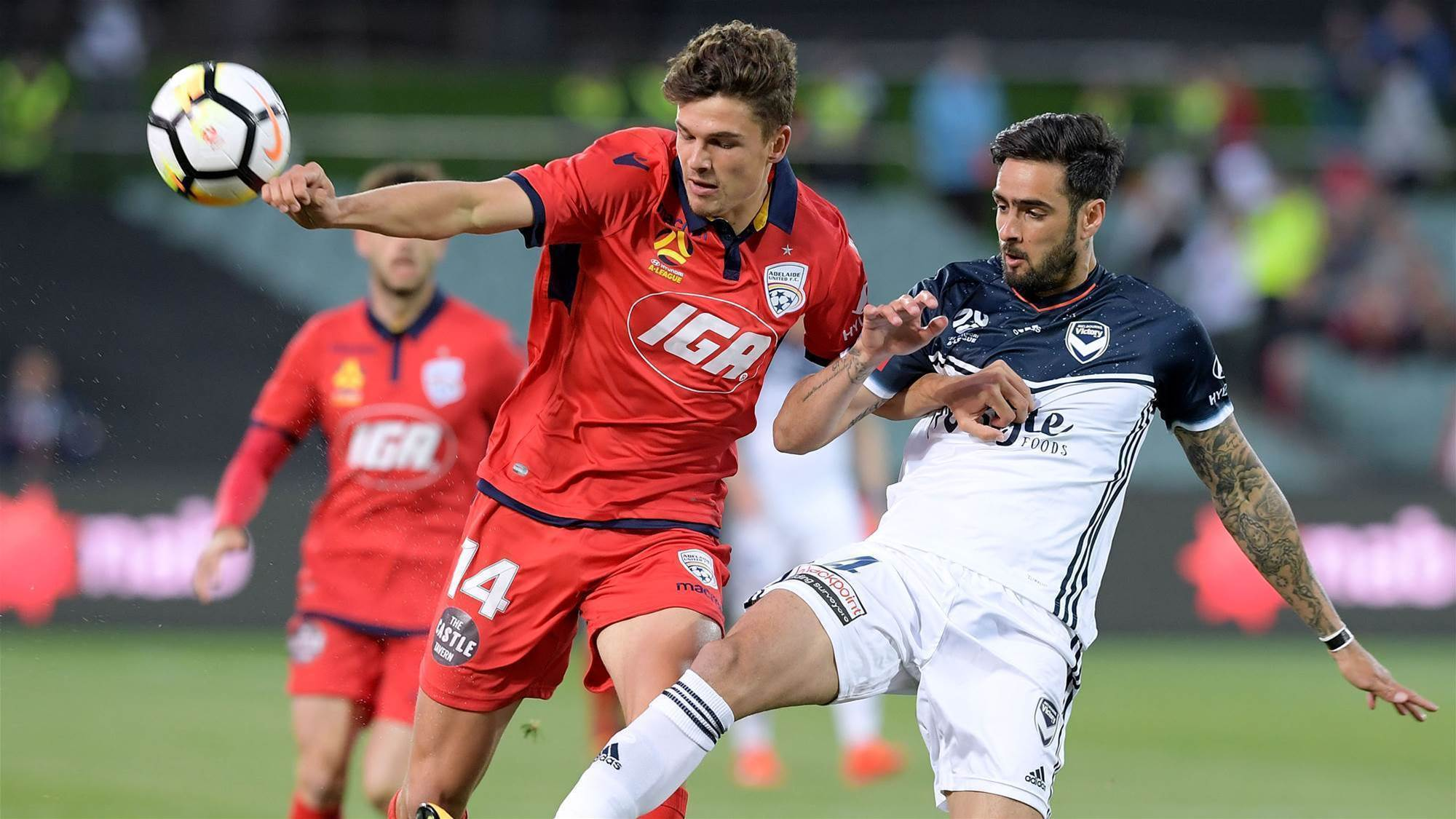 Blackwood: Give A-League youth a chance