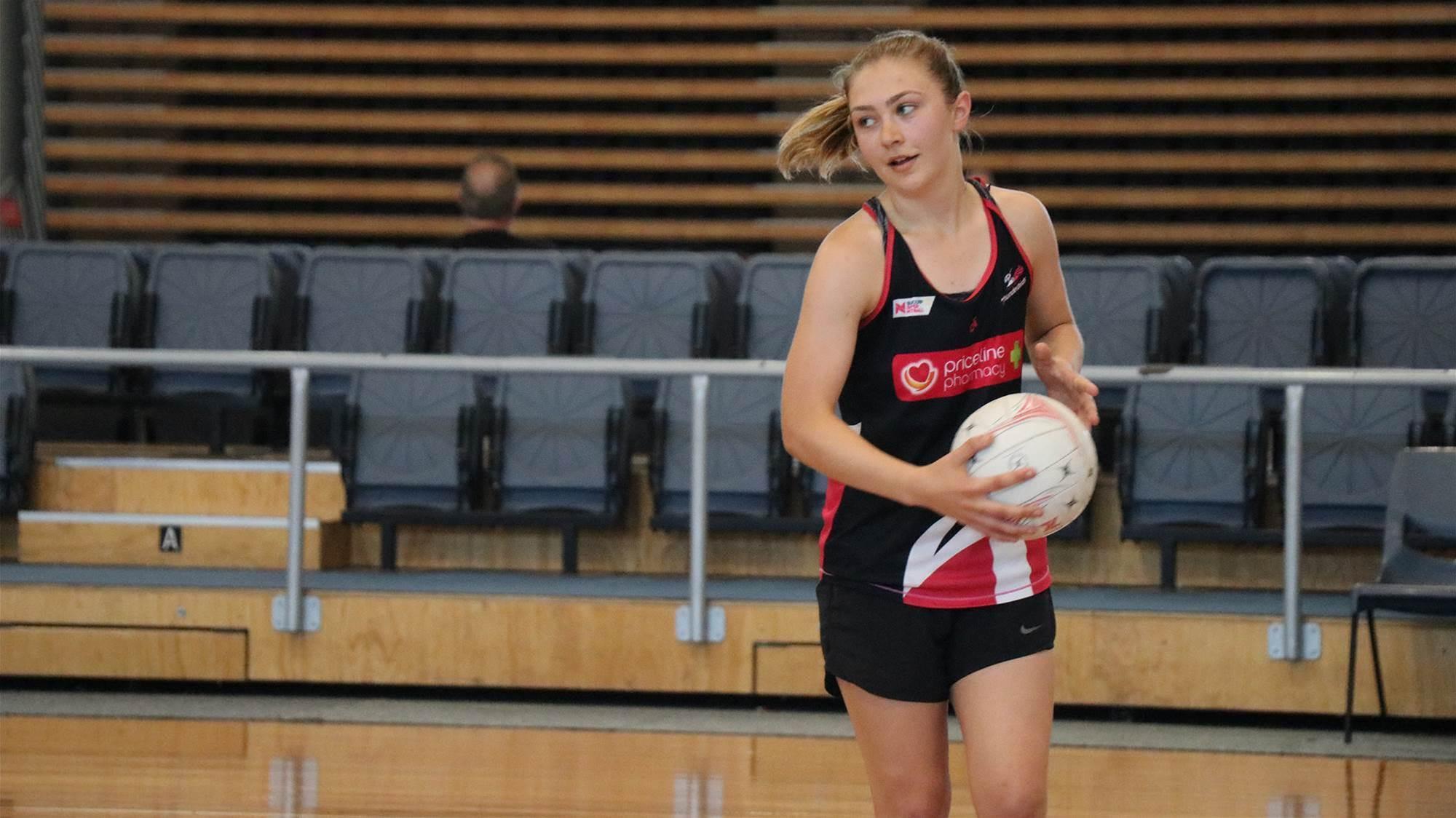 Thunderbirds teenager to make debut