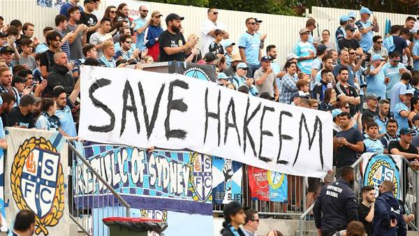 Sport's plea to PM: Save Hakeem now