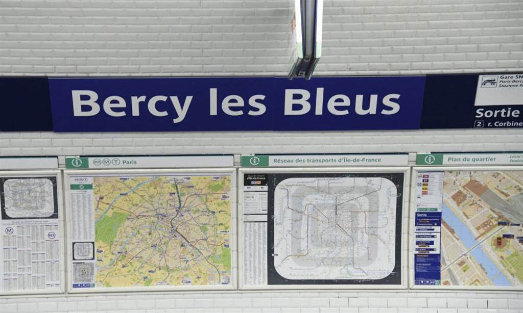 Paris metro stations renamed to celebrate World Cup triumph