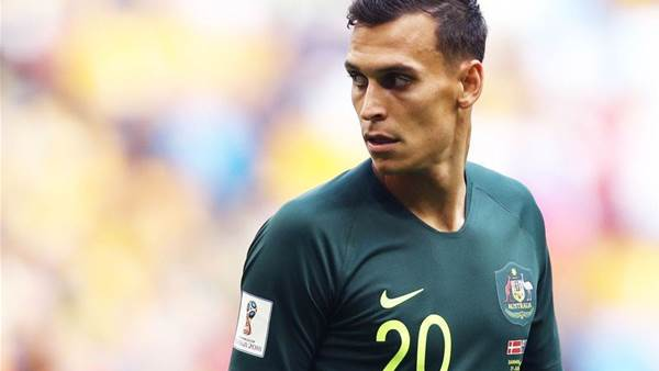 Trent Sainsbury signs for PSV