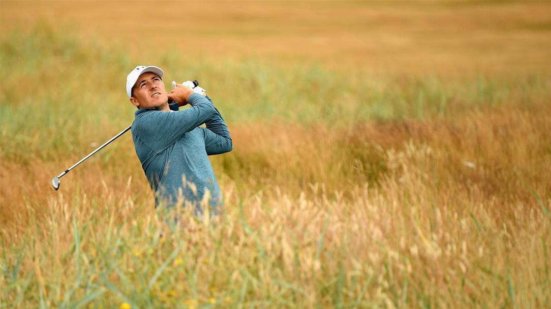 Spieth hoping for a little Open magic in title defence
