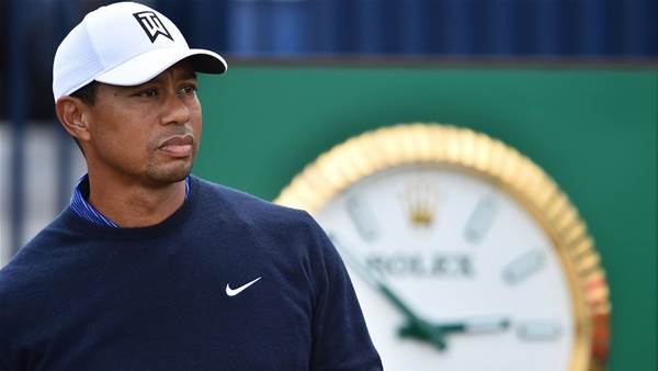 The Open is my best major chance: Tiger Woods
