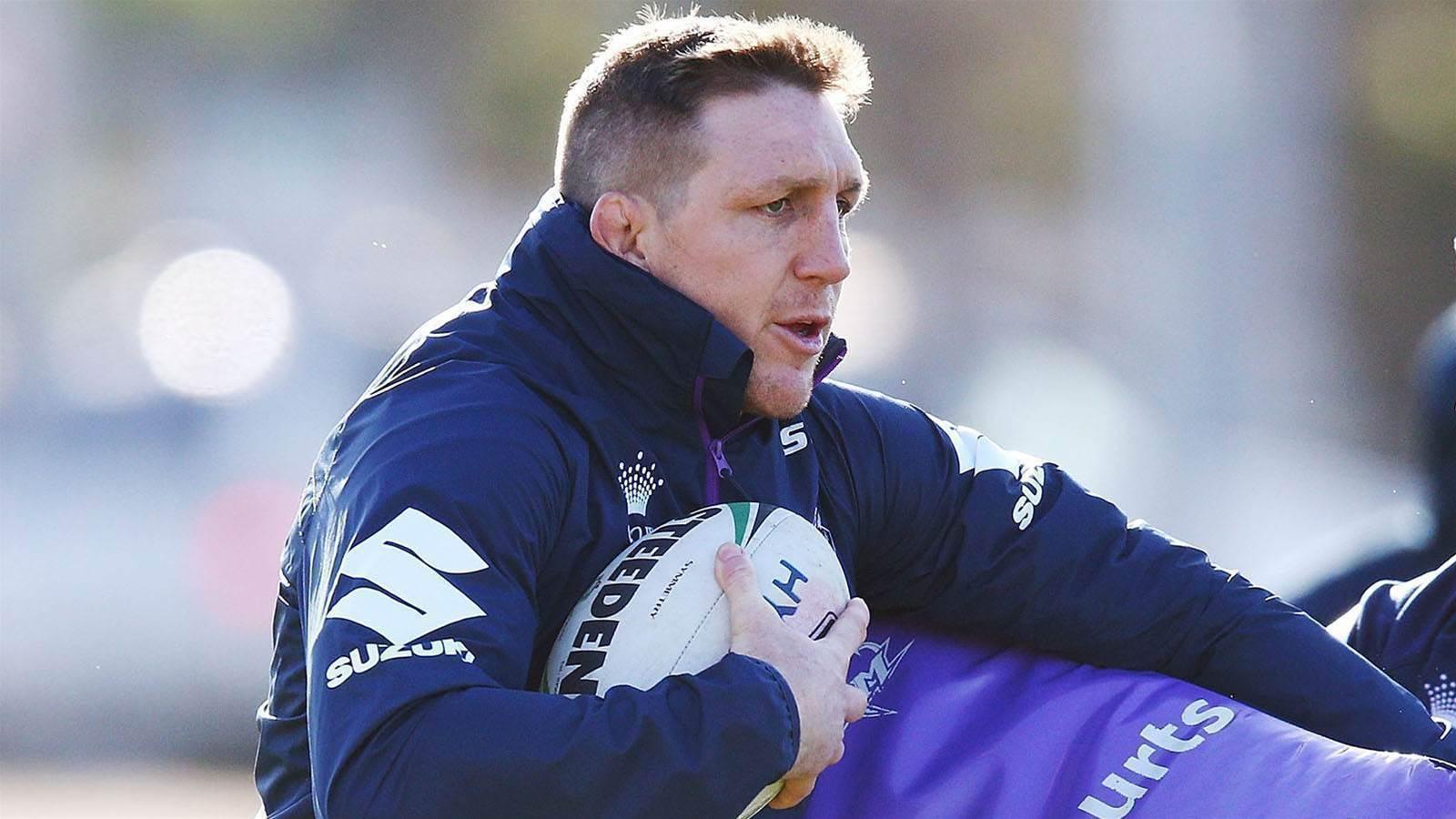Injury could end Hoffman's career