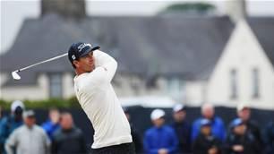 Scott heads seven Aussies still with a shot at Open glory