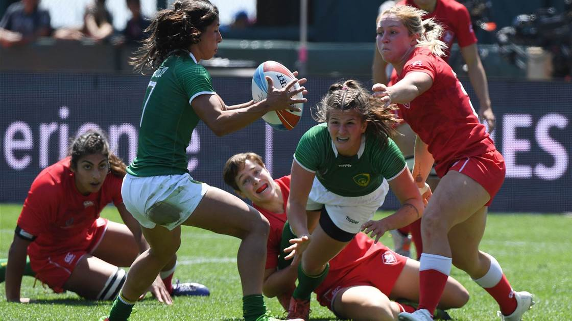 Rugby 7s World Cup wrap: Round of 16