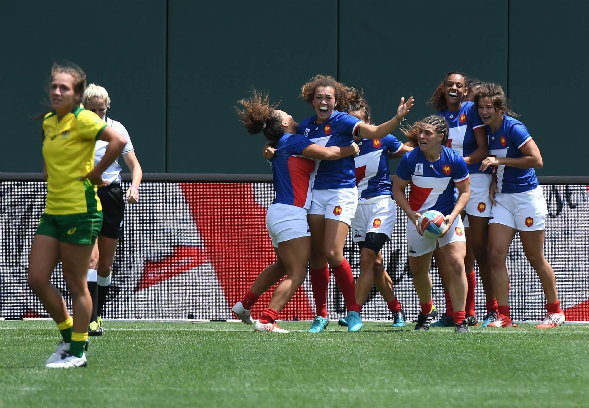 Aussie 7s into bronze medal match