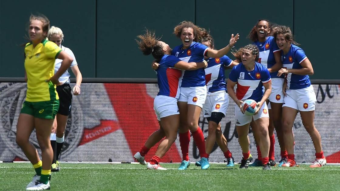 Aussie 7s into bronze medal match