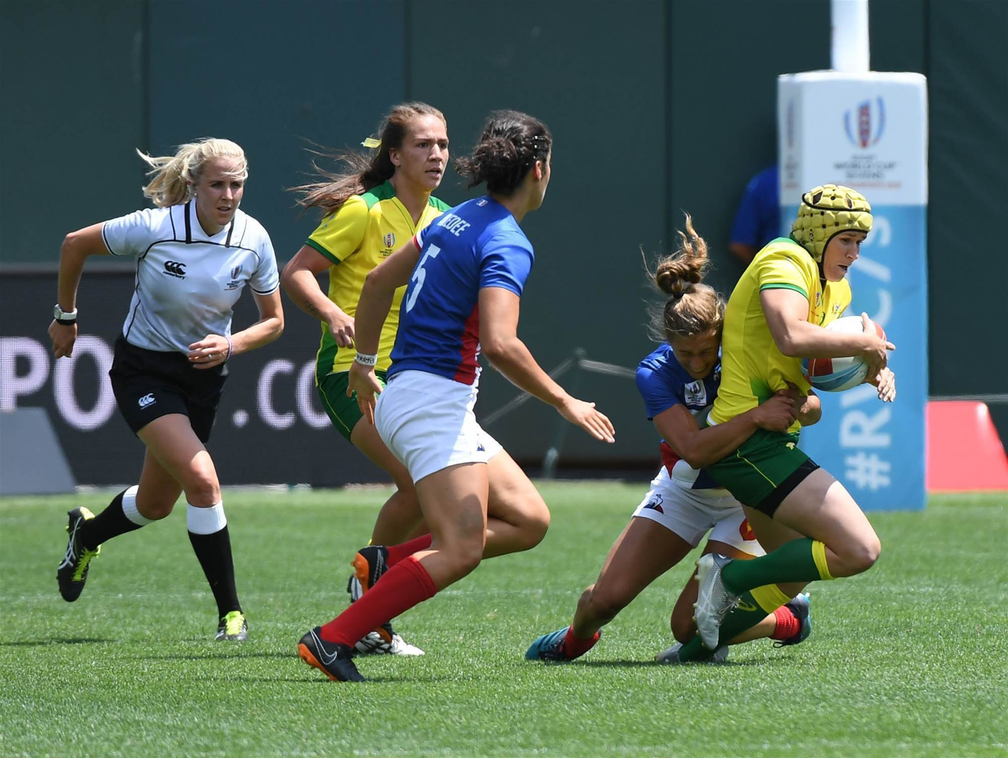 Rugby 7s World Cup Wrap: Semi-finals and play-offs