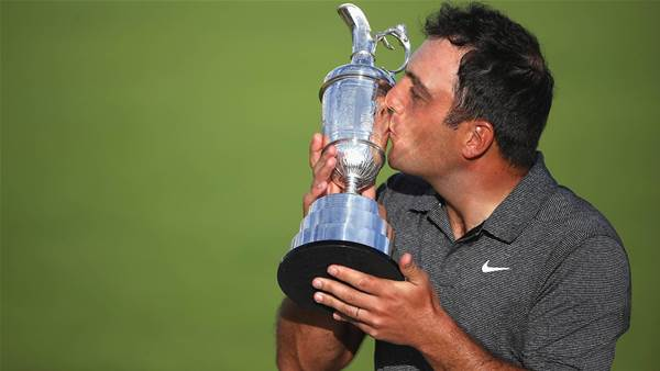 Cool hand Molinari claims thrilling Open victory