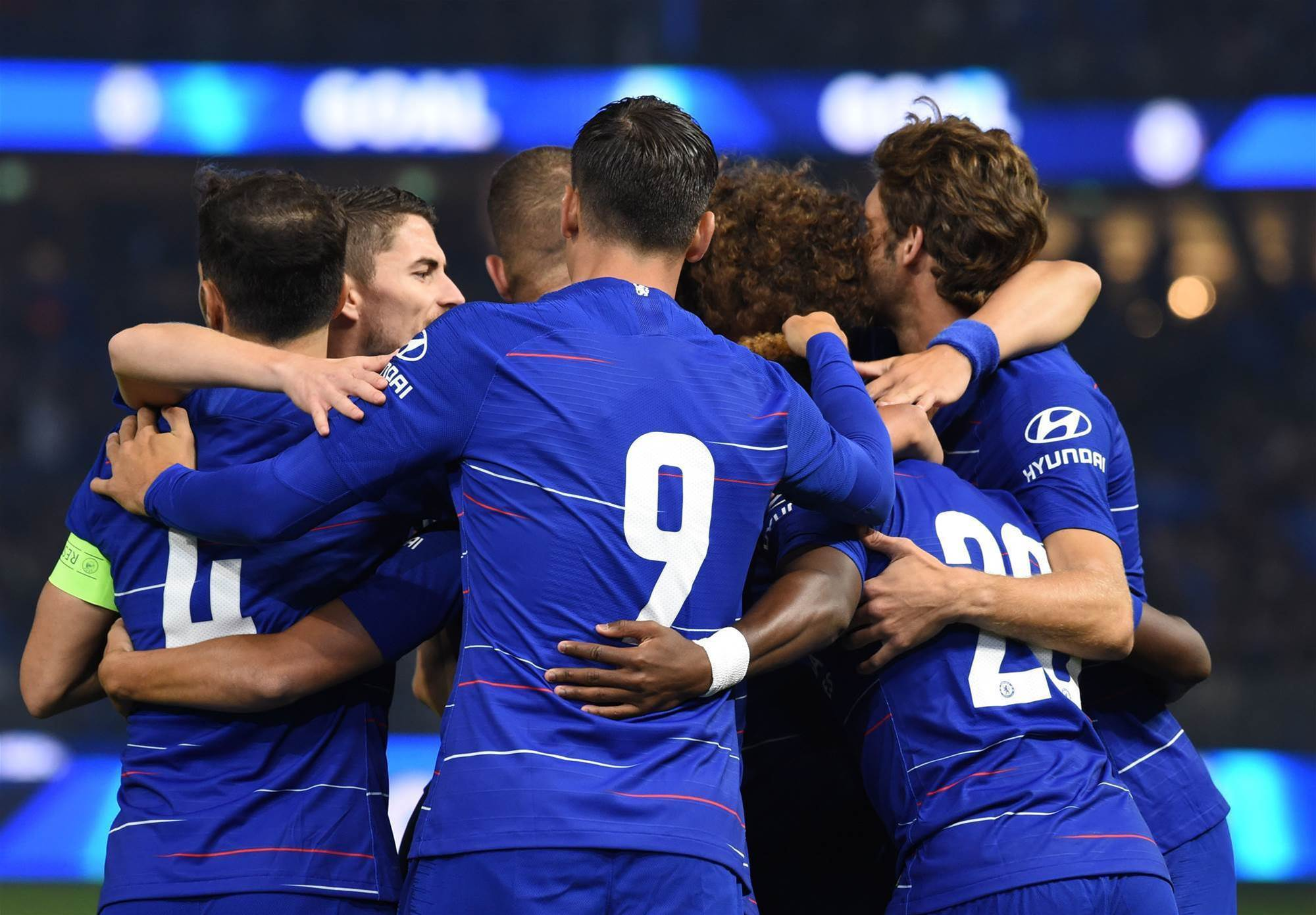 Player Ratings: Chelsea v Perth Glory