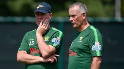 Van Egmond: Players don't get opportunities in Oz academies