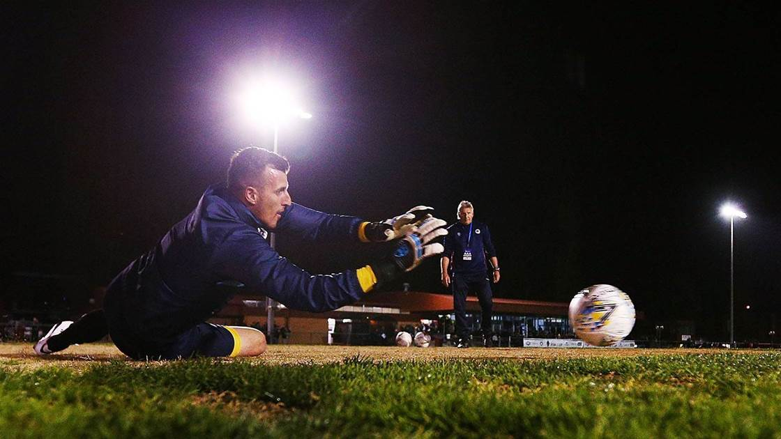 Penalty hero saves grand final dream