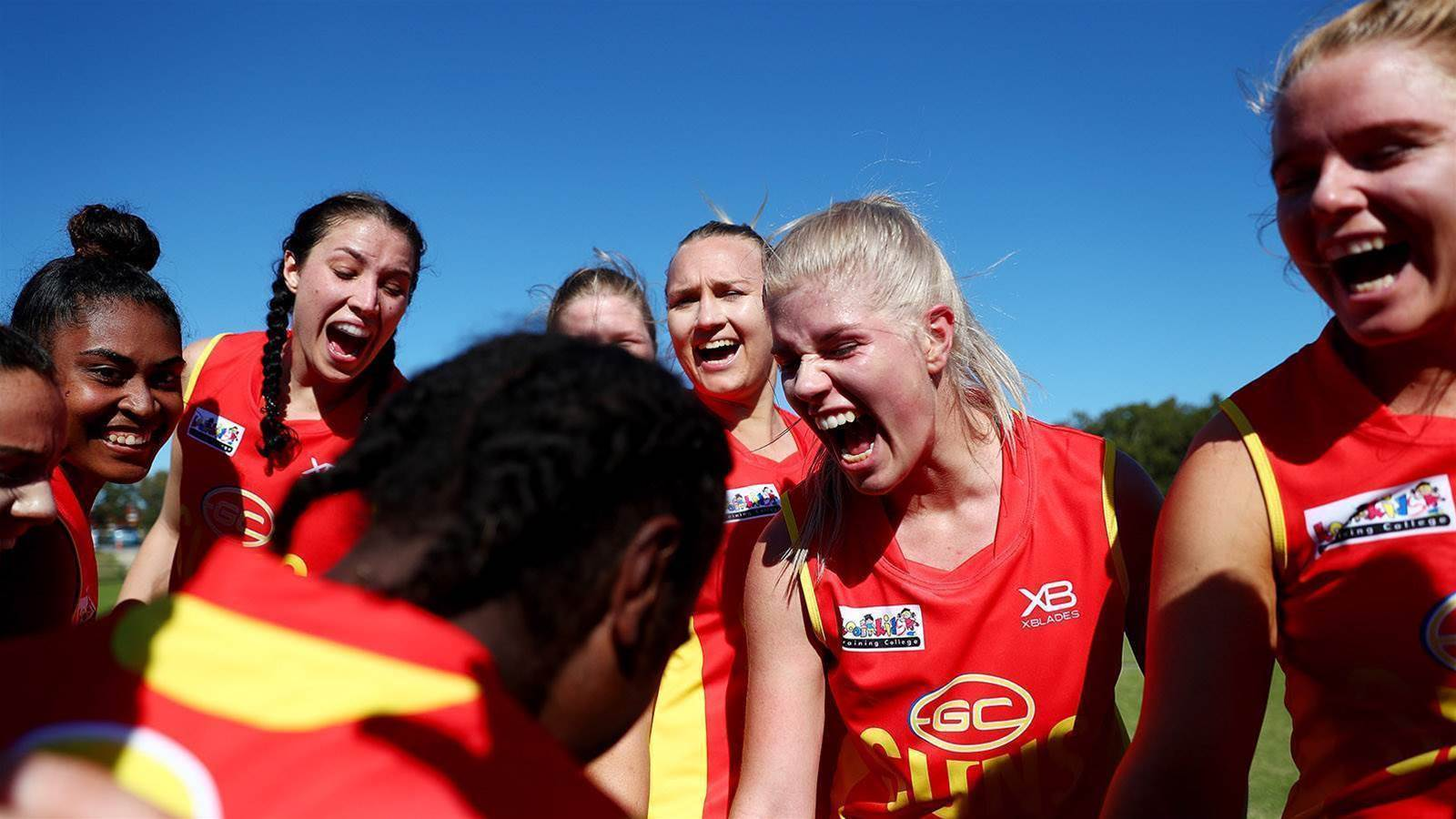 AFLW moves to conference system