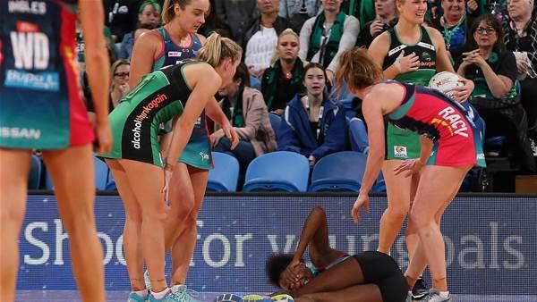 Kumwenda suffers ACL injury