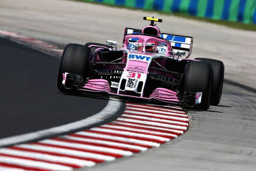 Stroll heads Force India rescue team