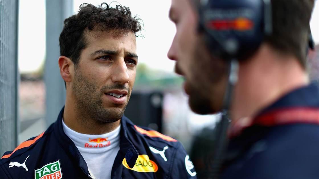 Ricciardo: One of the toughest decisions I've ever had to make...
