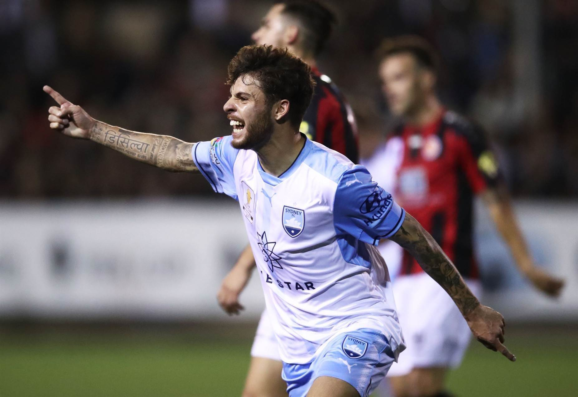 De Silva debut strike pleases Corica