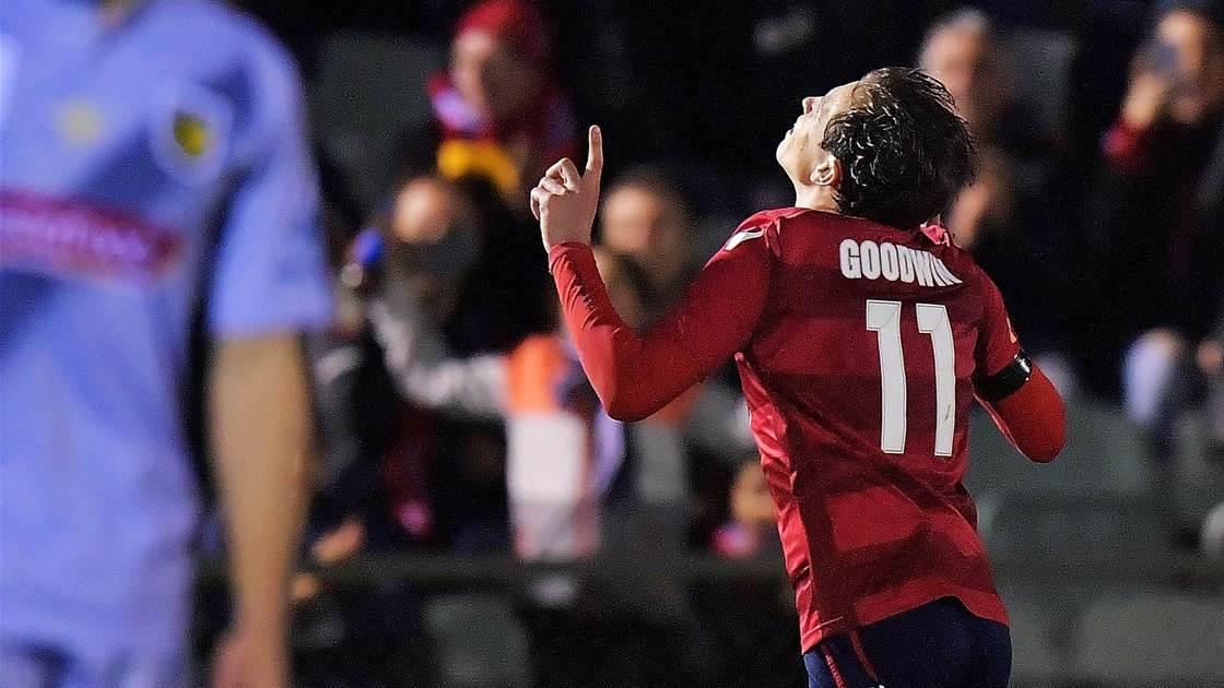Craig Goodwin: Dutch move improved me