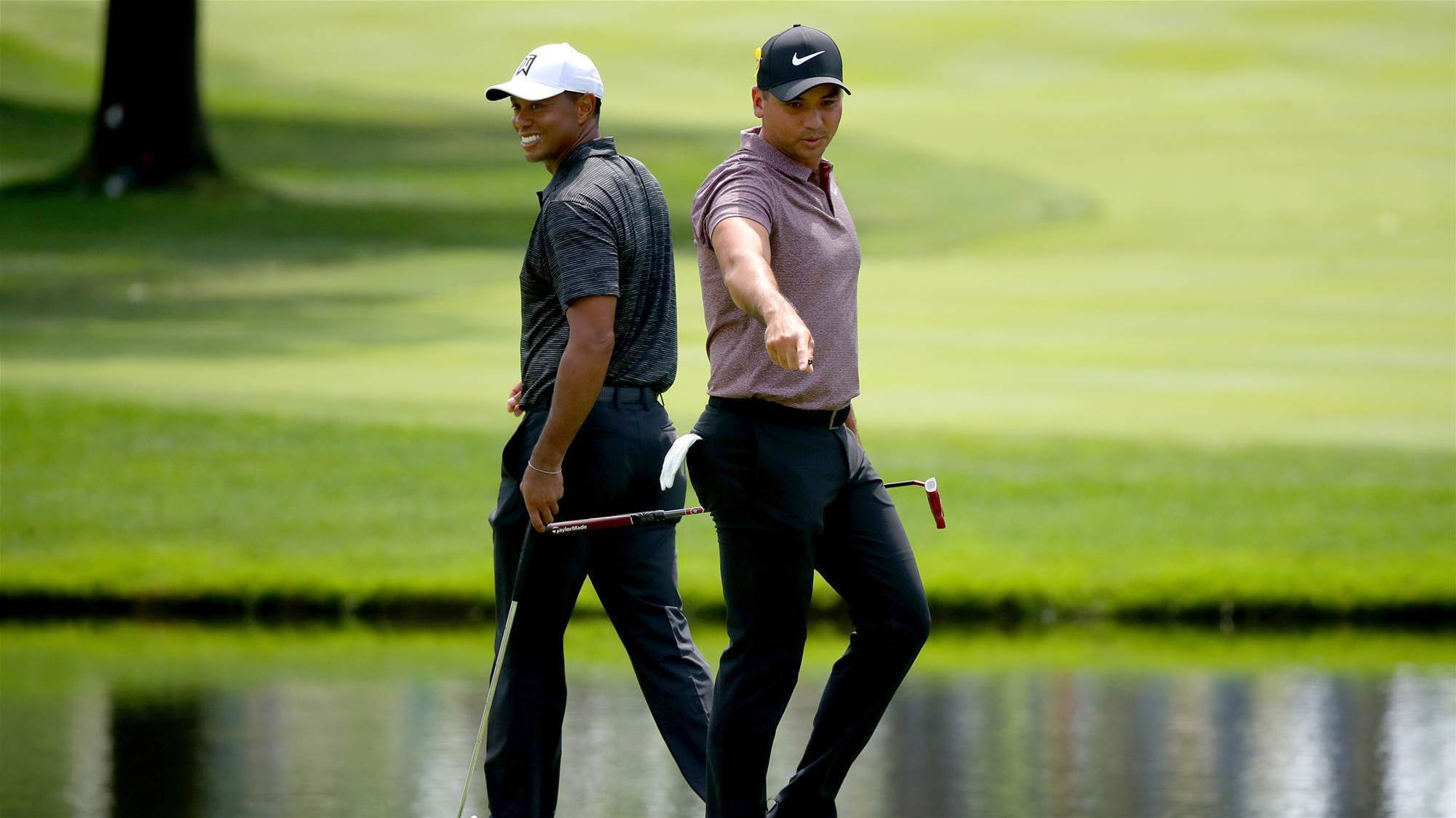 Woods & Day primed for The Players